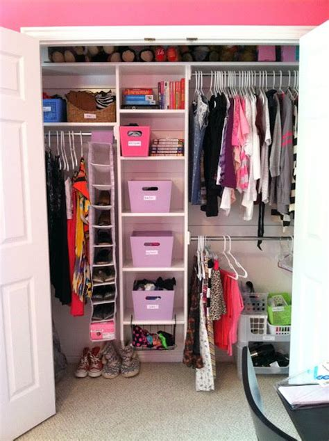 apartment closet ideas for small space minimalist
