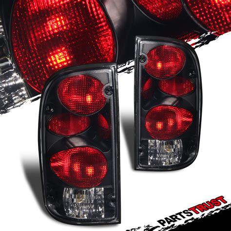 1998 toyota tacoma tail lights for 1995 1996 1997 1998 1999 2000 toyota tacoma black