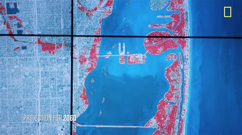 sea level rise  coastal cities national geographic