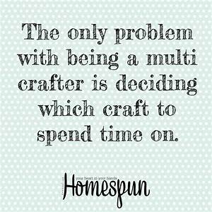 50 Famous Craft Quotes and Sayings Collection - Segerios ...
