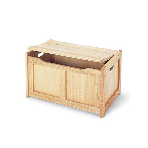 coffre à jouets en bois coffre 224 jouet en bois naturel tidlo