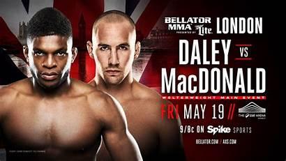 Macdonald Bellator Rory Daley Paul Mma Mvp