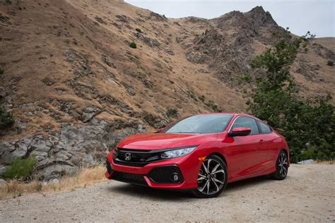 Civic Si News by 2017 Honda Civic Si Review Autoguide News
