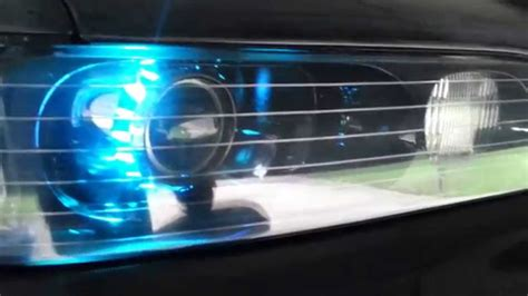 Acura Legend Headlights by Custom Acura Legend Coupe Jdm Headlight Projector Retrofit