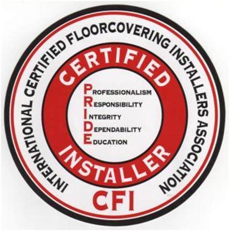 cfi certified flooring installers floorcoveringnews international certified floorcovering