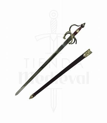 Sword Luxury Cid Colada Swords Medieval