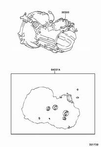 Toyota Corolla Manual Transmission  Transaxle  Assembly  Driveline