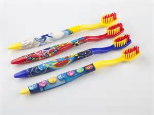 Kids Toothbrush and Toothpaste