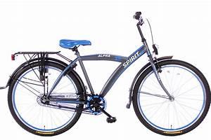 26 Zoll Fahrrad Jungen : hollandrad billig jungen fahrrad spirit alpha 26 zoll blau ~ Jslefanu.com Haus und Dekorationen