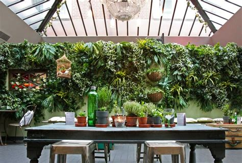 What To Plant In Vertical Garden by Artificial Vertical Garden Planting At Evergreen Direct