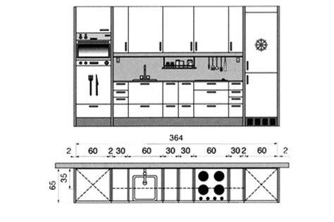 les 5m en cuisine 12 plans pour une cuisine ouverte côté maison
