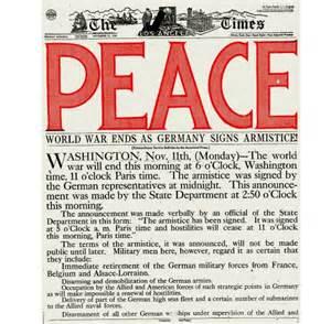 on armistice day 1918 november 11 1918 newspaper article 1918 november 11 1918 newspaper