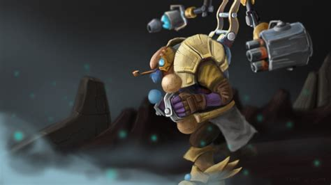 dota  tinker wallpapers hd  desktop dota