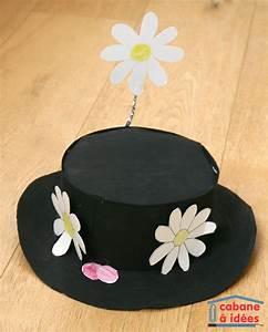 chapeau archives cabane a idees With tapis chambre bébé avec chapeau fleur deguisement