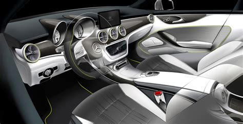 future mercedes interior mercedes concept style coupe interior dashboard