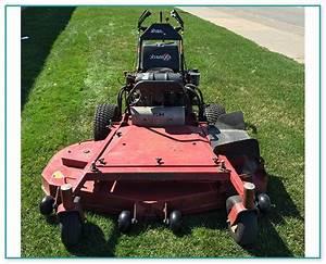 John Deere Js40 Walk Behind Self Propelled Lawn Mower