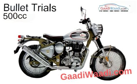 Royal Enfield Bullet 350 2019 by Royal Enfield Bullet Trials 350 500 Leaked Launch In