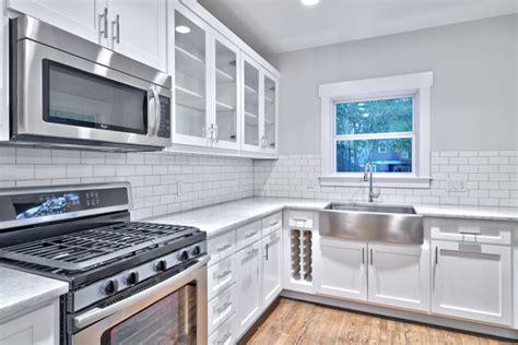 Kitchen Island Manufacturers - stainless steel farmhouse kitchen craftsman with stainless steel sink white cabinet