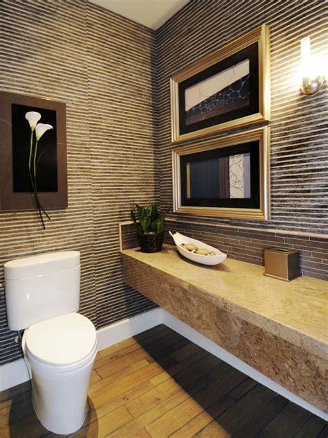 Half Bathroom Designs by Half Baths And Powder Rooms Hgtv