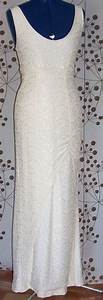Stretch lace wedding dress sewing projects burdastylecom for Stretch lace wedding dress
