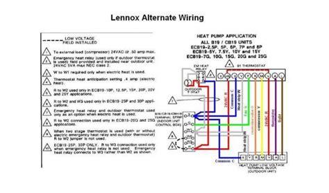 lennox mercury thermostat  nest conversion
