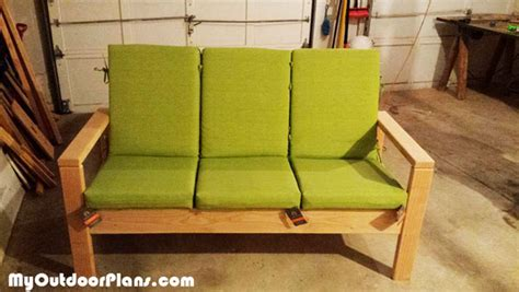 diy outdoor sofa myoutdoorplans  woodworking plans  projects diy shed wooden