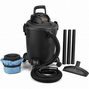 Shop-vac 5 Gal 2 0 Hp Wet  Dry Vacuum  2035527