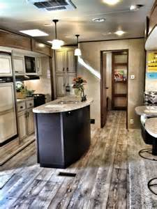 Travel Trailer Decorating Ideas Rustic