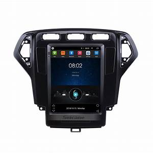 Hd Touchscreen For 2007 2008 2009 2010 Ford Mondeo Mk4