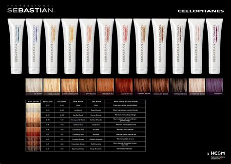 Sebastian Cellophanes Color Treatment 10.1oz [choose Your