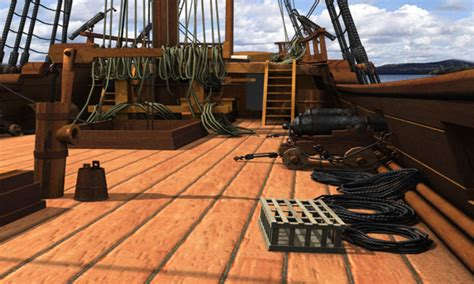 pirate ship wallpaper pirate ship deck deck ship mexzhouse