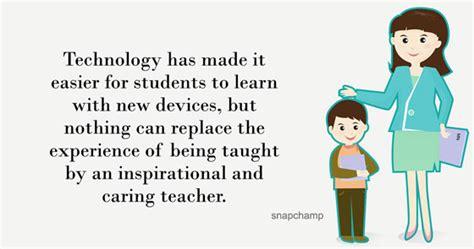 inspiring  caring teacher quotes