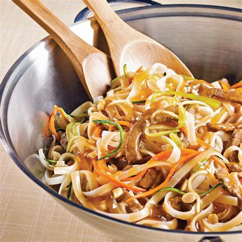 recettes cuisine asiatique sauté de bœuf à l 39 asiatique au parfum d 39 érable recettes