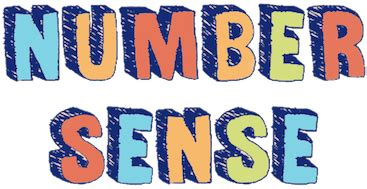 number sense knomadix