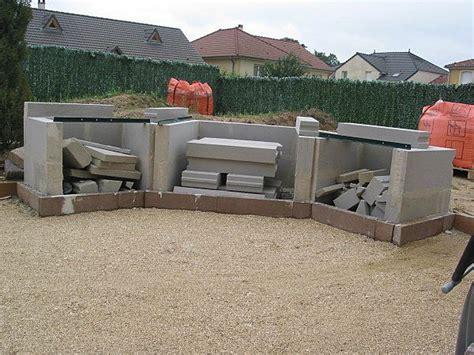 construire un barbecue de jardin 28 images 1000 id 233