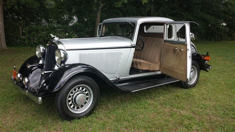 Vintage 1933 Dodge Brothers Coupe For Sale In Taylorsville