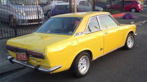 Datsun 510 Sss 1600 / 1800 Coupe For Sale @ Www.edwardlees