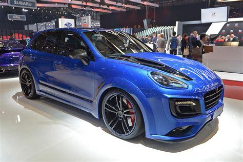 2018 Techart Porsche Magnum Sport Dark Cars Wallpapers