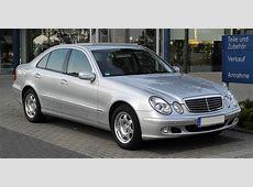 MercedesBenz W211 Wikiwand