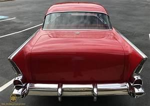 1957 Chrevrolet Bel Air Red 2 Door 8 Manual For Sale