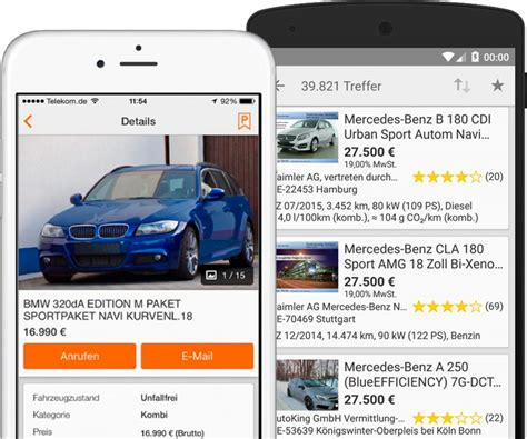 Mobile De Germany Used Cars by Iphone