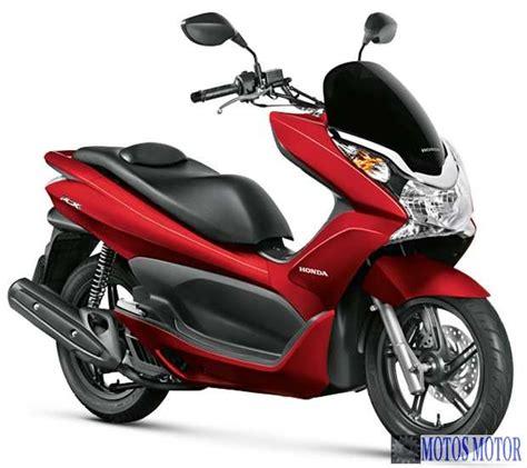 Honda Pcx 150 2014 Vermelha » Motos Motor