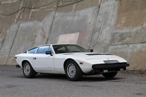 Maserati Ny by 1979 Maserati Khamsin 5 Speed Stock 22522 For Sale Near