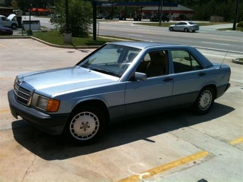 old car owners manuals 1992 mercedes benz w201 navigation system 1992 mercedes benz 190e 2 6 4dr sedan blue selling as a parts vehicle for sale photos