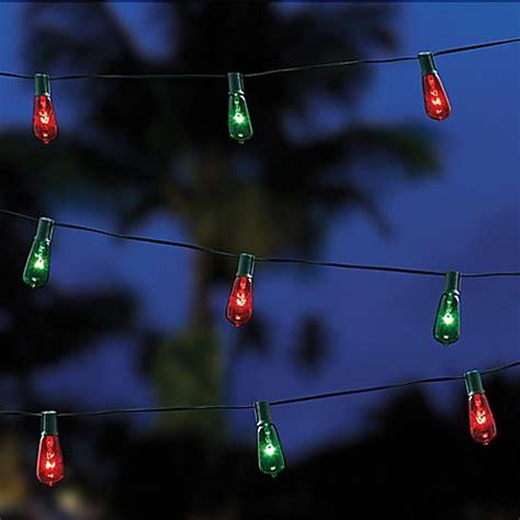 edison bulb string lights indoor edison indoor outdoor 10 bulb string lights in brown bed