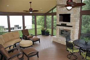 Sunrooms with fireplaces google search sunroom for Sunroom with fireplace