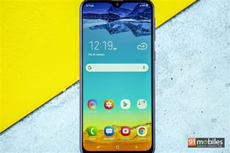 samsung galaxy m20 review m marks the spot 91mobiles