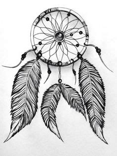 dessin draw art attrape rêve tattoo | dream catchers