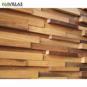 cheap 3d decorative solid wood wall panel sheet for With cheap wood accent wall