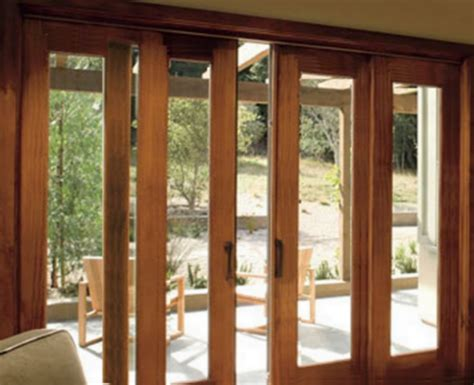 sliding french doors  warping patented wooden pivot